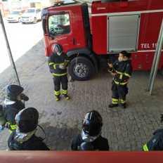 treinamento bombeiros