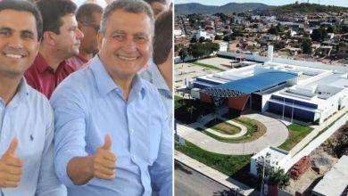 Photo of #Itaberaba: Prefeito e governador entregam Policlínica Regional da Chapada e fortalecem SUS na região