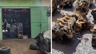 Photo of #Chapada: Polícia apreende trinta motores de origem ilícita em oficina do município de Seabra