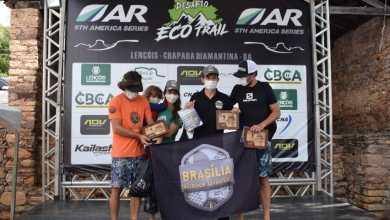 Photo of #Chapada: Equipe formada por atletas de Brasília vence desafio de corrida em trilhas no município de Lençóis