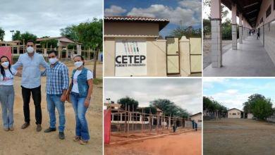 Photo of #Chapada: Para contribuir com processo educacional, obras do Complexo Esportivo Educacional de Itaberaba são iniciadas