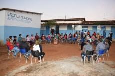 Equipe da prefeitura intensifica ações na zona rural | FOTO: Divulgação |