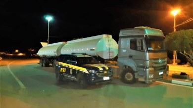Photo of #Chapada: Carreta com cerca de 45 mil litros de combustível com nota fiscal fraudada é apreendida na região de Seabra
