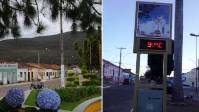 Photo of #Chapada: Termômetro em Piatã registra temperatura de 9ºC e moradores relatam frio; confira aqui a previsão