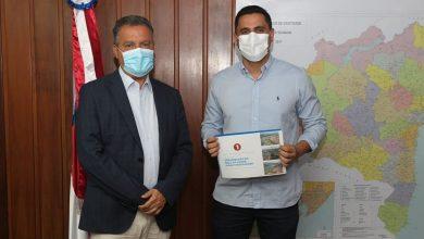 Photo of #Chapada: Prefeito de Itaberaba se reúne com Rui Costa e solicita urbanização do açude 'Juracy Magalhães'