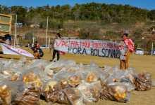 Photo of #Pandemia: MST já doou mais de cinco mil toneladas de alimentos e um milhão de marmitas durante a crise