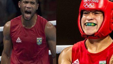 Photo of #Olimpíadas: Dois baianos vão para a final do boxe e podem trazer ouro de Tóquio; lutas acontecem no final de semana