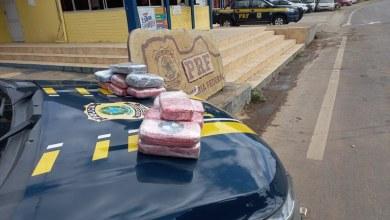Photo of #Chapada: Mulher é presa com cerca de 15kg de cloridato de cocaína avaliados em quase R$3 milhões na região de Seabra