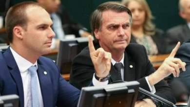 Photo of #Brasil: Bolsonaro impõe sigilo de 100 anos sobre informações dos crachás dos seus filhos Carlos e Eduardo