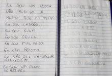 Photo of #Brasil: Mãe presa com namorada por matar filho acorrentava criança e a obrigava a escrever frases depreciativas
