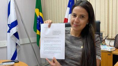 Photo of #Bahia: Após Rui anunciar 'passaporte da vacina', Talita Oliveira apresenta projeto para garantir direitos de não vacinados