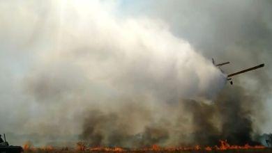 Photo of #Vídeos: Aeronaves do governo estadual reforçam combate aos incêndios florestais em diferentes regiões