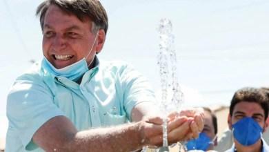 """Photo of #Polêmica: Bolsonaro joga ônus da crise para a população; """"Se puder, tome banho frio"""""""