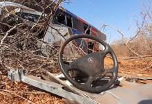 Photo of #Chapada: Batida entre ônibus que seguia para Abaíra e veículo de passeio deixa mortos e feridos