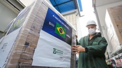 Photo of #Brasil: Ao menos 12,1 milhões de doses da CoronaVac são interditadas e recolhidas pela Anvisa