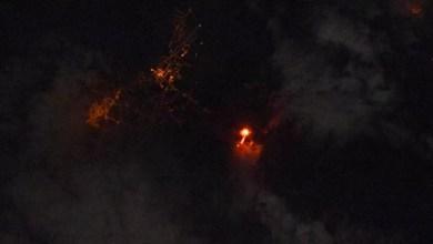 Photo of #Mundo: Confira imagem da erupção do vulcão em La Palma vista do espaço