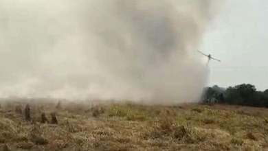 Photo of #Chapada: Combate e monitoramento a incêndios florestais na região chapadeira continuam; confira aqui a situação atual