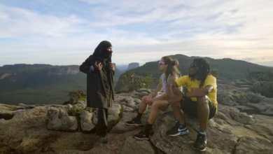 Photo of #Chapada: Whindersson Nunes grava vídeo na região, conhece sobre localidade e se aventura nos atrativos turísticos
