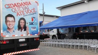 Photo of #Chapada: Carretas do SAC Móvel chegam aos municípios de Ibitiara e Irecê e atendem população até dia 23