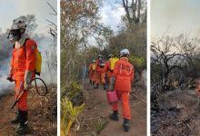 Photo of #Bahia: Operação Florestal do Corpo de Bombeiros segue agindo no controle dos incêndios pelo estado