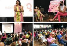 Photo of #Chapada: Secretaria de Ação Social e Cidadania de Itaberaba debate informações sobre saúde da mulher em alusão ao 'Outubro Rosa'