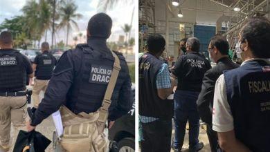 Photo of #Bahia: Empresário é preso por sonegação fiscal e mais de R$ 15 milhões foram ocultados