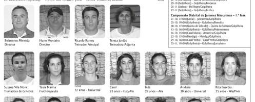 Desporto está de regresso: Futsal Sénior Feminino