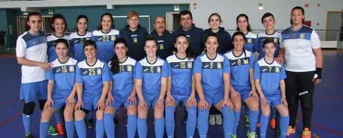Futsal Feminino – Júniores