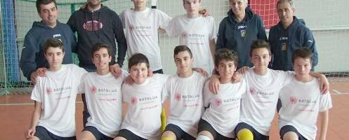 Futsal Masculino – Iniciados