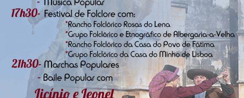 Rosas do Lena promove Festibatalha