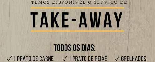 Covid-19: CRG fechado, mas Restaurante Etnográfico serve refeições para fora