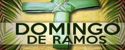 Domingo de Ramos: enfeitar um crucifixo com verdura e celebrar em casa