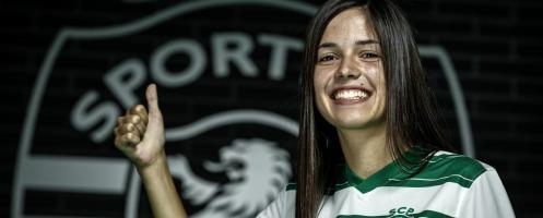 Ex-atleta da Golpilheira integra equipa de futsal do Sporting