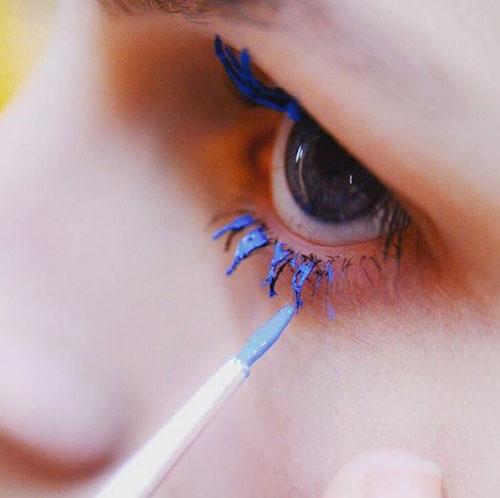 cilios-azuis-desfile-mary-katrantzou-london-fashion-week