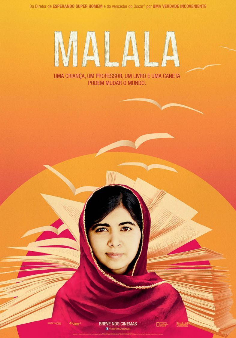 documentario malala nos cinemas brasil