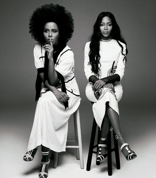 Maju e Naomi