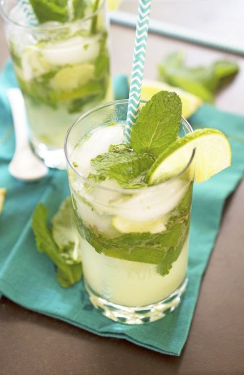 receita mojito drink
