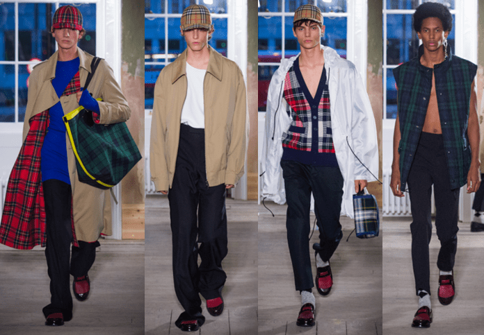 Moda masculina: a força da padronagem