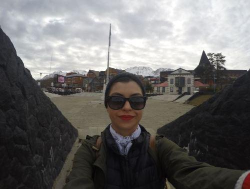 centro de ushuaia - argentina - patagônia - dicas de viagem - viajar sozinha