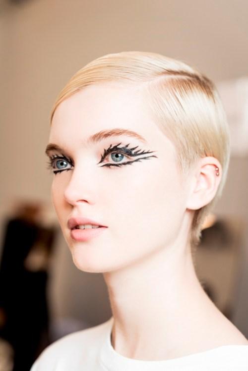 Alta Costura Dior 2018 Beleza Maquiagem Olhos
