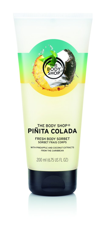 liquidação The Body Shop