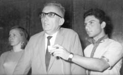 Com o prefeito Rômulo Lupo