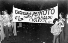 Faixa de campanha eleitoral, 1976