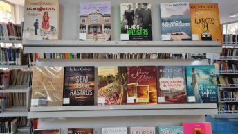 foto02 Biblioteca Municipal oferece empréstimos de livros com prazo de devolução de 20 dias 27ago21 Tetê Viviani