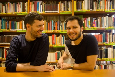 Jorge Alencar e Neto Machado
