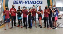 foto06 Equipe de kickboxing da Fundesport que brilhou na Arena Carioca