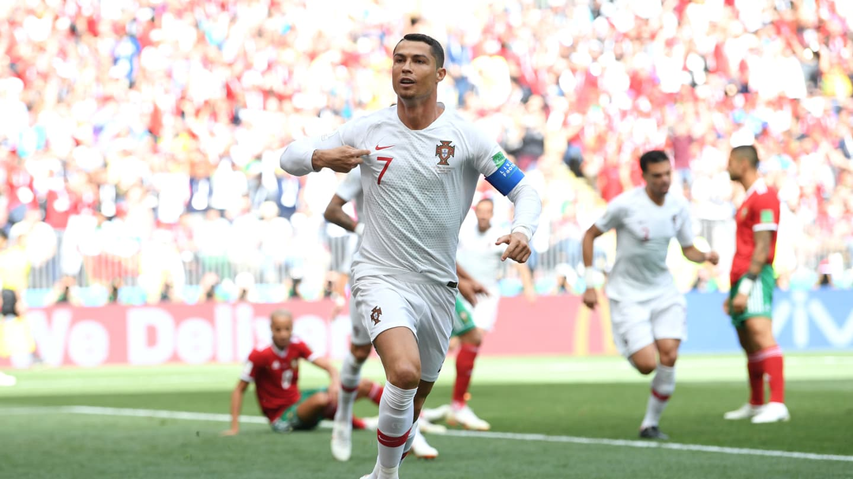 Cristiano Ronaldo marca seu quarto gol na Copa e dá vitória a Portugal b4dd5581ed80a