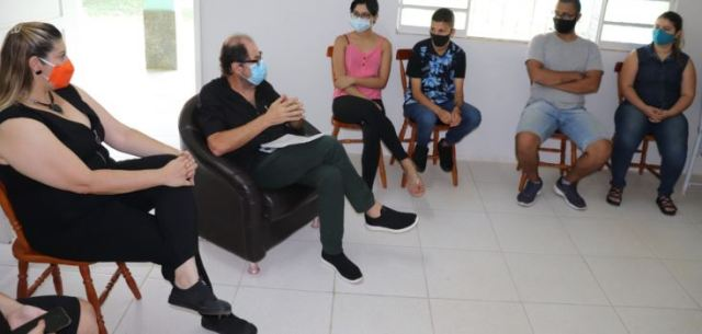 Profissionais do CAPS AD de Paraíba do Sul participam de capacitação sobre psicofarmacologia