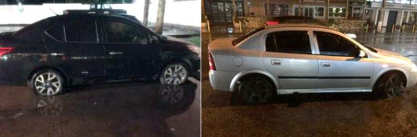 Buracos em Itaipava causam prejuízos a motoristas
