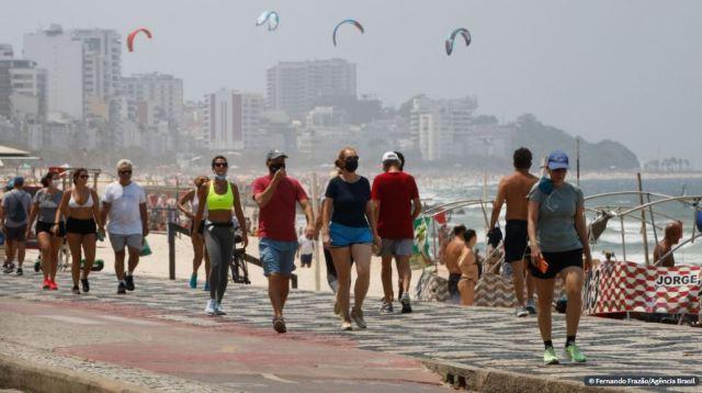 Prefeitura do Rio detalha medidas contra covid-19 aplicadas por região